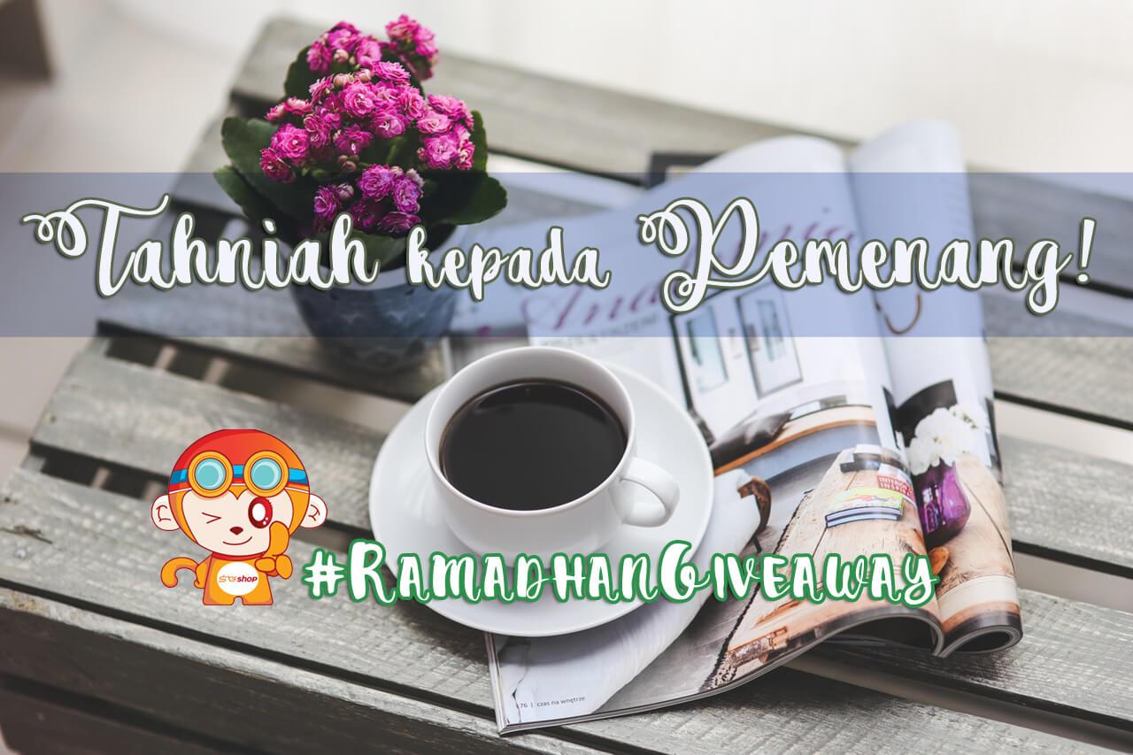 giveaway, ramadhan, sofieadie