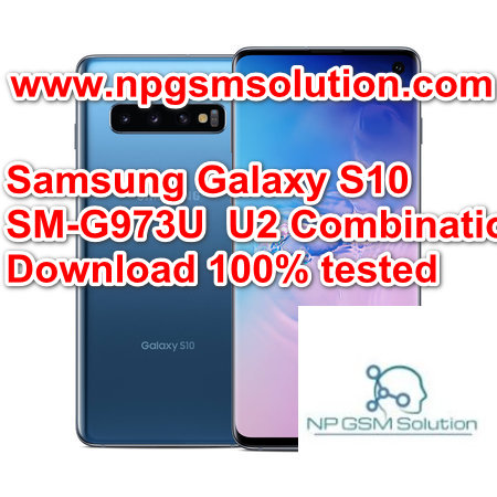 Samsung Galaxy S10 SM-G973U U2 Combination Download