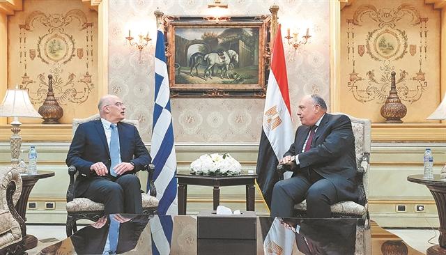 Μεγάλο παζάρι για άμεση ανακήρυξη ΑΟΖ με Ιταλία και Αίγυπτο