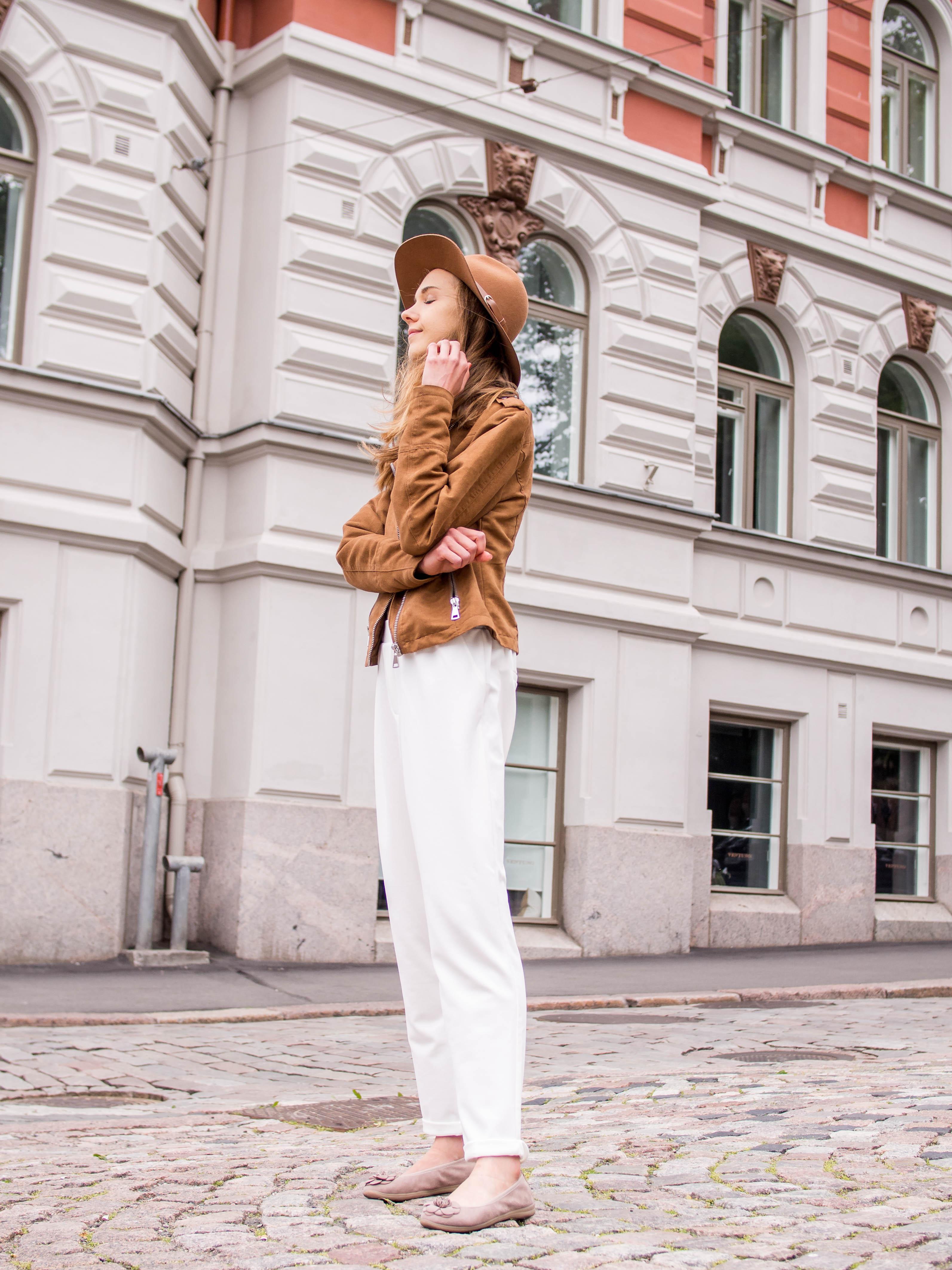 Summer to autumn transitional outfit ideas - Kuinka pukeutua kesästä syksyyn