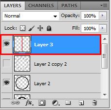 langkah cara membuat logo baju dengan photoshop