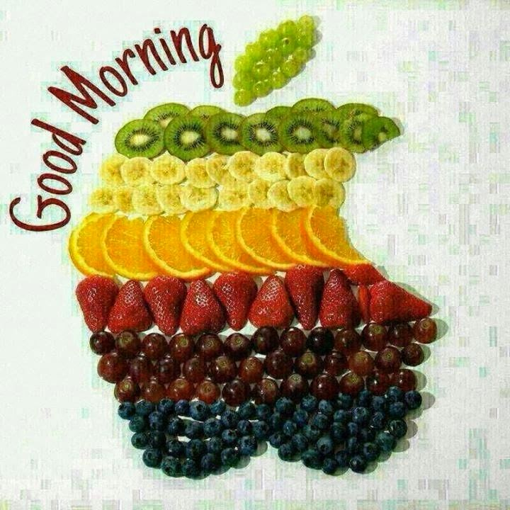 Good Morning Quotes With Fruits: Hottest Good Morning Photo's Images For Friends