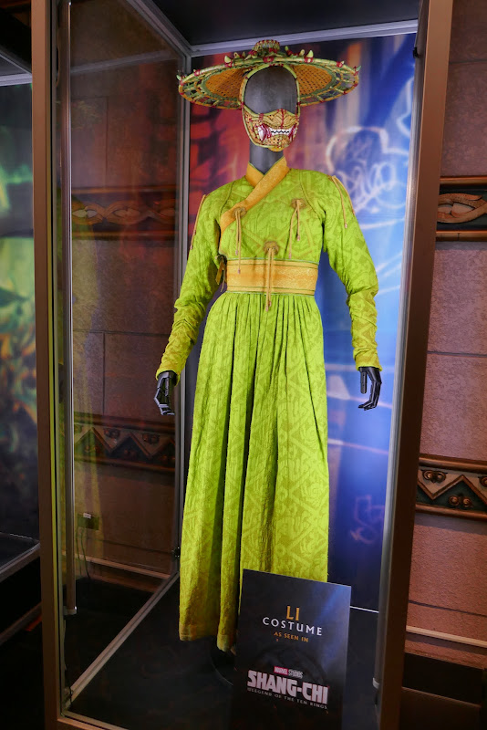 Fala Chen Shang-Chi Ten Rings Li costume