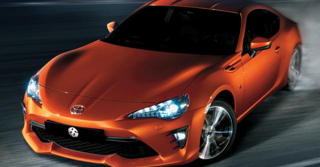 Apa Saja Keunggulan Mobil Balap Toyota 86?