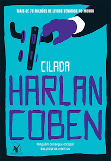 Cilada  Harlan Coben post blog Apaixonada por Romances Lu Zuanon
