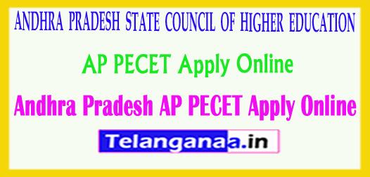 Andhra Pradesh AP PECET TSPECET 2018 Apply Online
