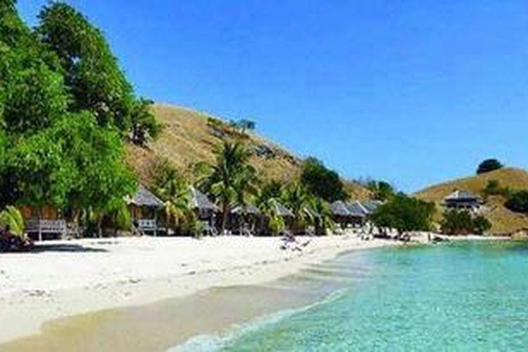 Pulau Seraya labuan bajo