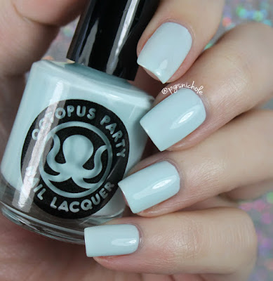 Octopus Party Nail Lacquer Going Coastal