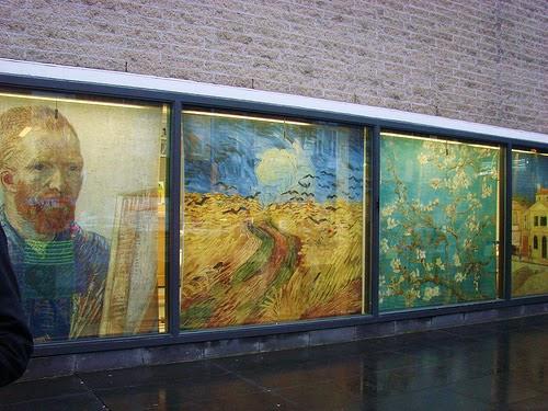 Museu-Van-Gogh-Holanda-Amsterdam-Amsterdã