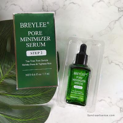 Breylee Pore Minimizer Serum