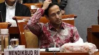 Dinilai Gagal Total, Menteri Nadiem Paling Layak Diganti
