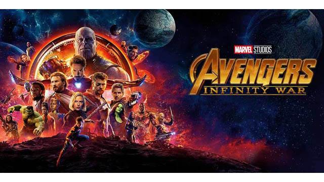 Avengers: Infinity War (2018) English Movie