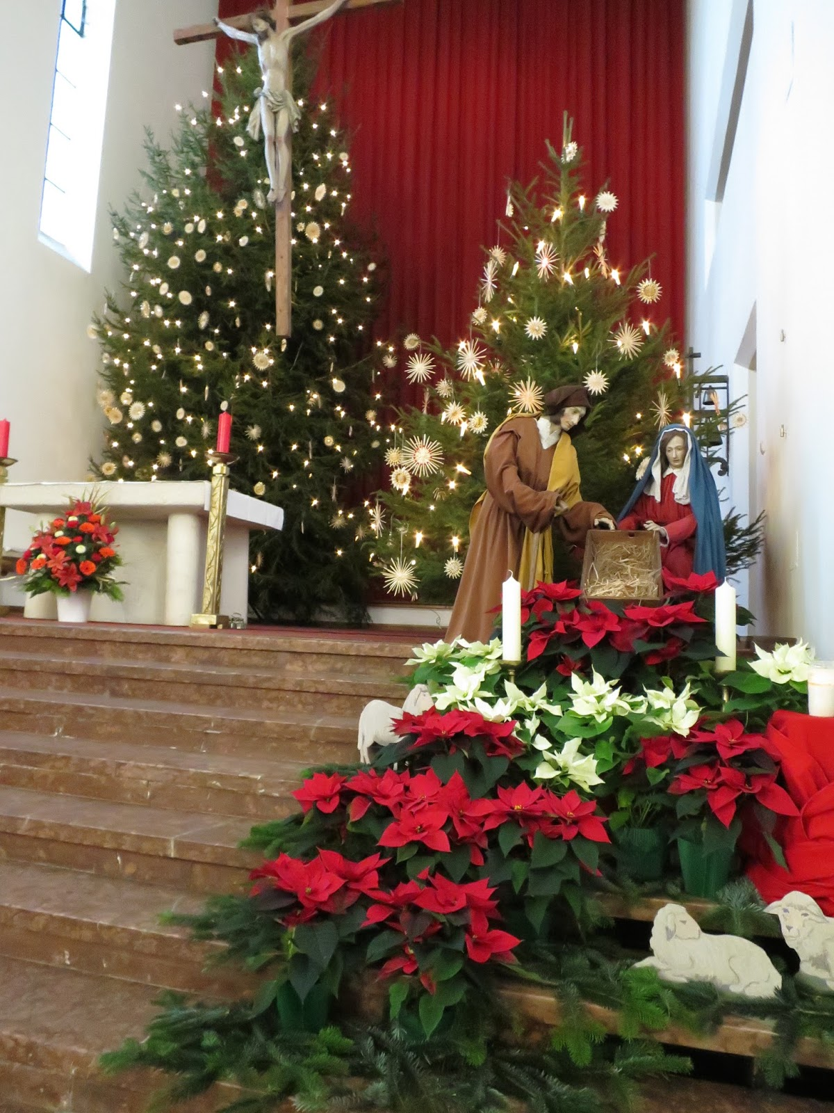Theology and Church: Christmette 2016