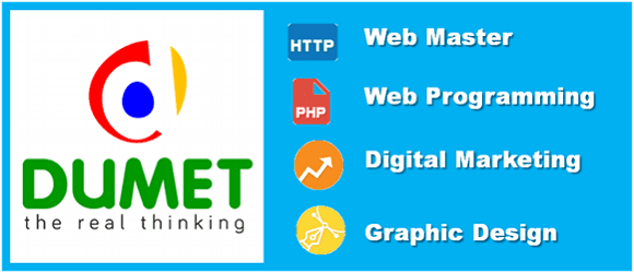 Kursus Desain Grafis, dan Internet Marketing DUMET School