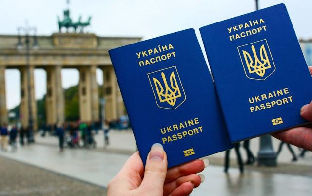 Xin Visa Đi Ukraina