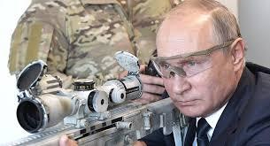 فلاديمير بوتين يؤكد على أن اسلحته لا مثيل لها