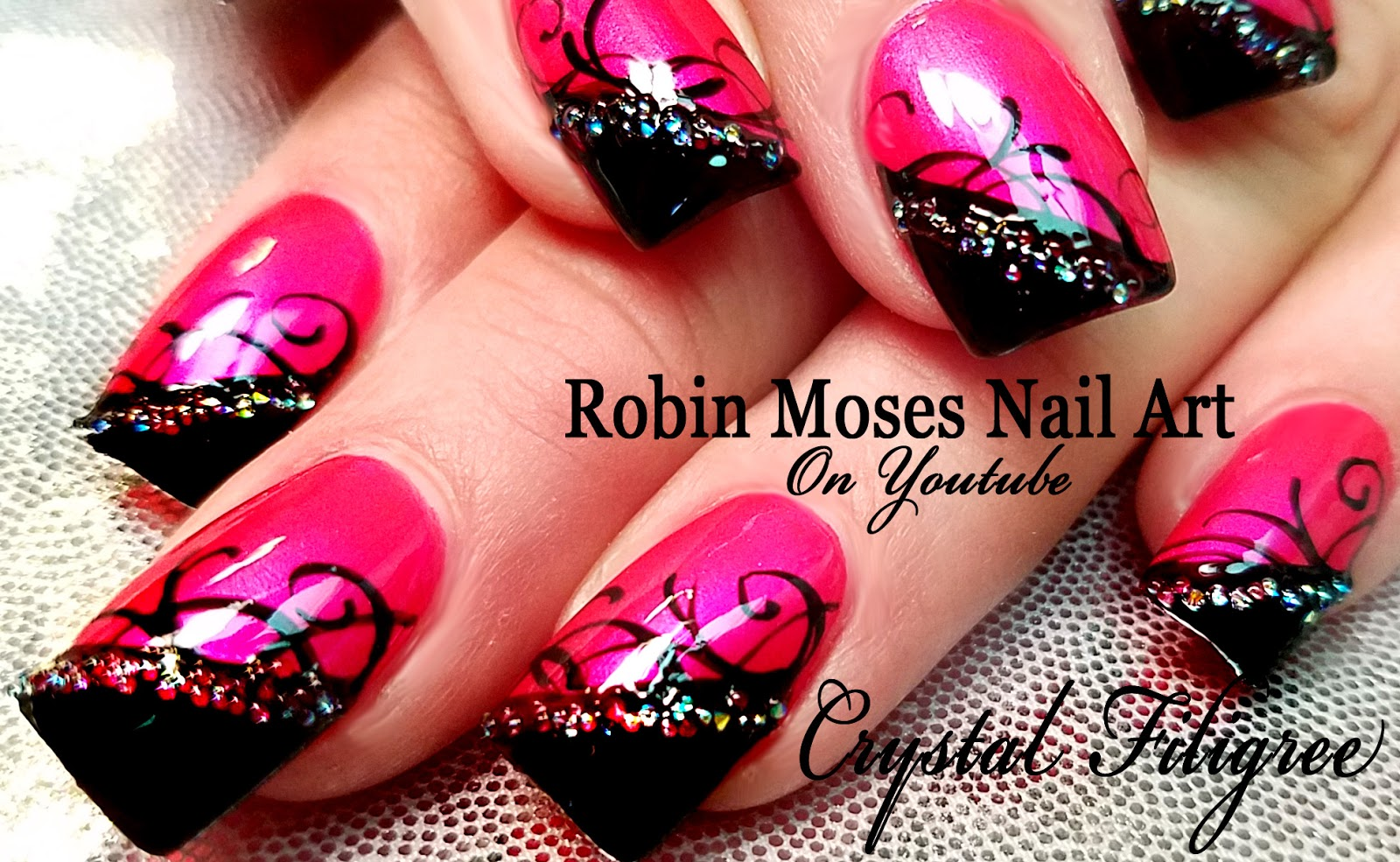 Nail Art by Robin Moses: How to fix a nail design when your client ...