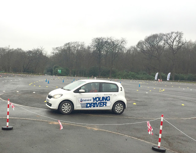 Young Driver lesson Gosforth
