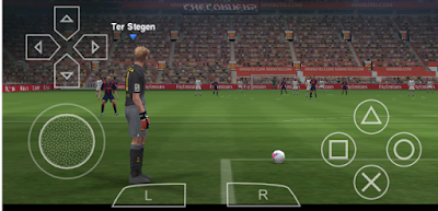 PES 2015 Android Screenshot