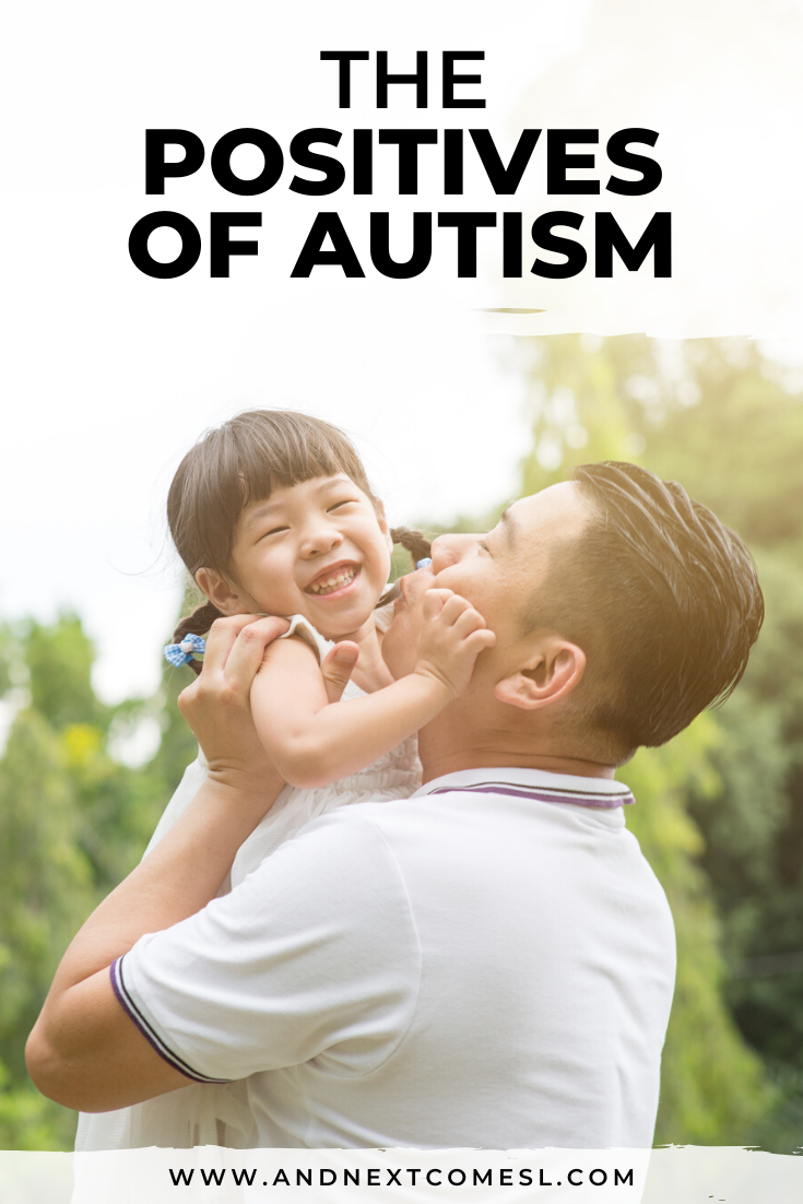 Positives of autism: a look at 10 positive traits of being autistic