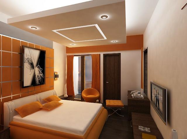 model kamar tidur minimalis ukuran 3x4