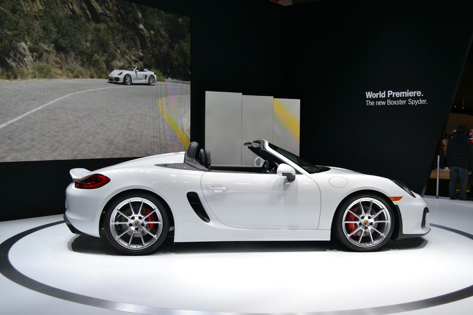 Ежегодное автошоу в Нью-Йорке - 2015 (New York International Auto Show - 2015)