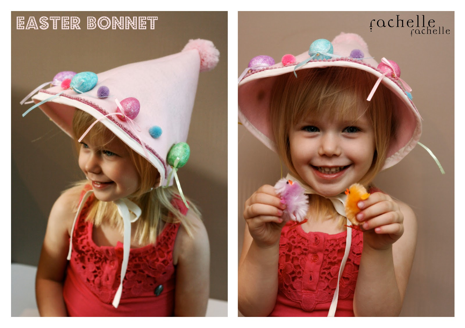 Easy Diy Easter Bonnet