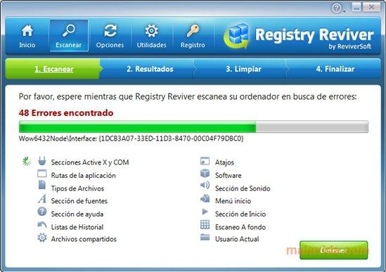 ReviverSoft Registry Reviver