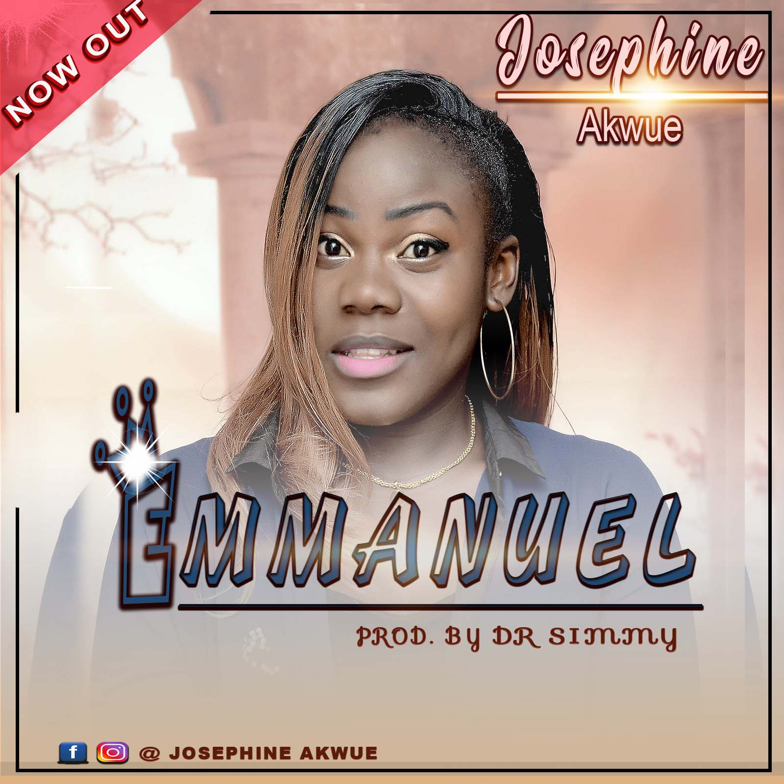 GOSPEL)EMMANUEL - Josephine Akwue (Download + Lyrics