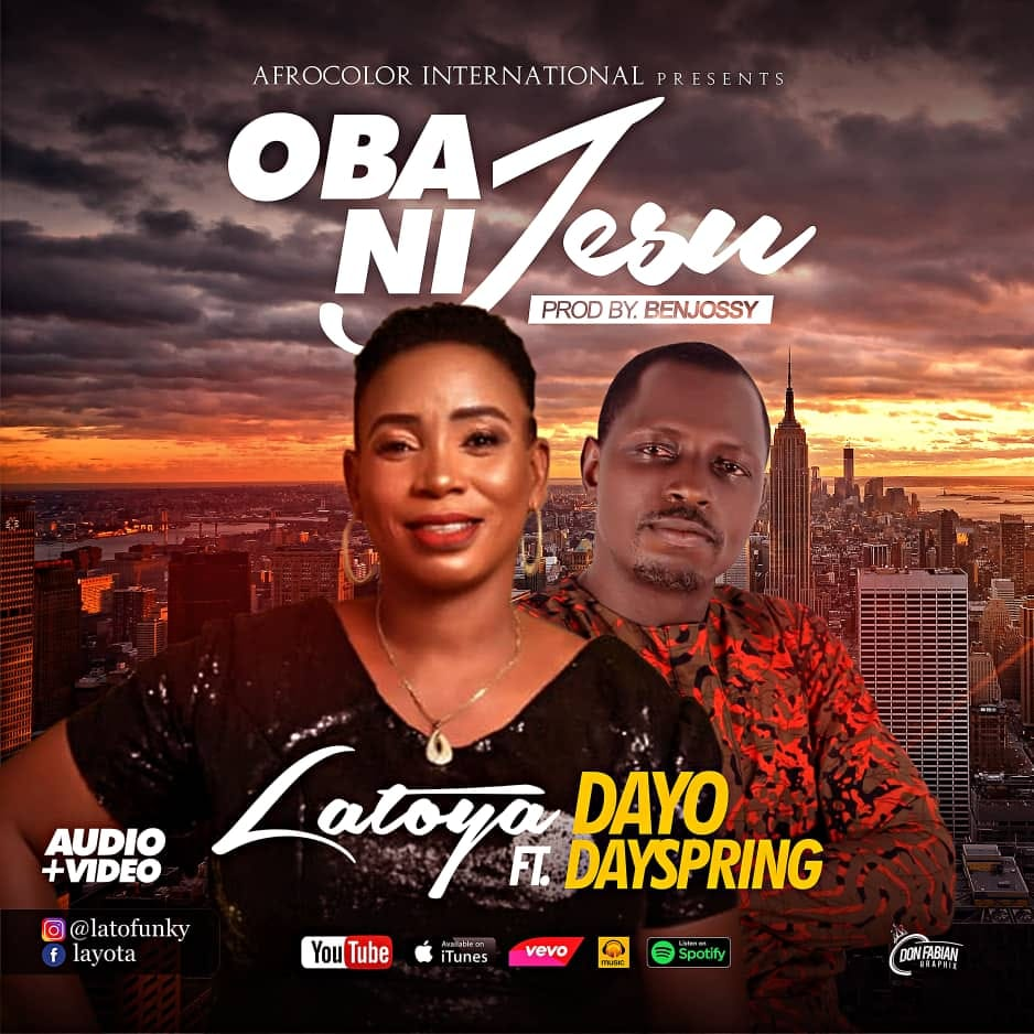 Download New Song by Gospel Artiste Sensation, Latoya!