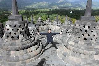 Candi Borobudur 11