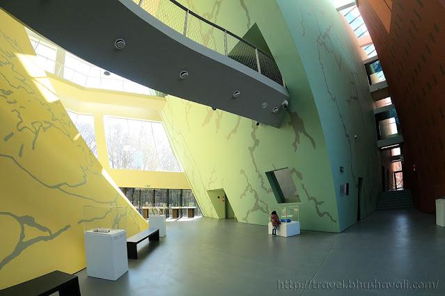 Musee Herge Museum - Ottignies-Louvain-la-neuve things to do