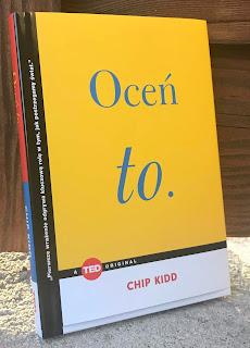 Takie książki - Taka Troche o Chip Kidd - Oceń to