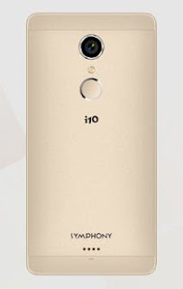 symphony i10 without password