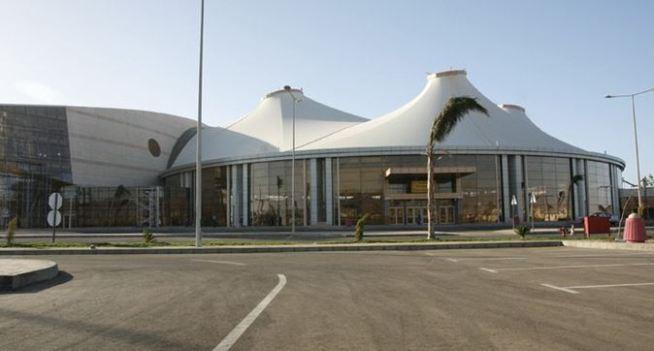 مطار شرم الشيخ الدولي Sharm el-Sheikh International Airport