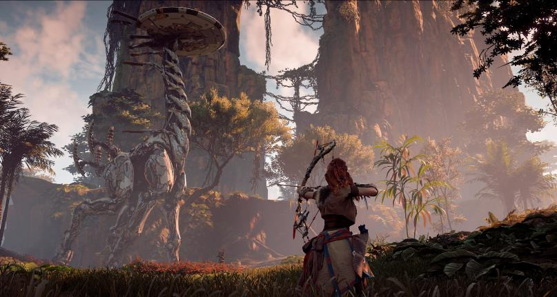 Horizon Zero Dawn PC Full Español