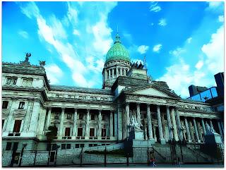 Heroes del Silencio - Congreso de La Nacion, Buenos Aires