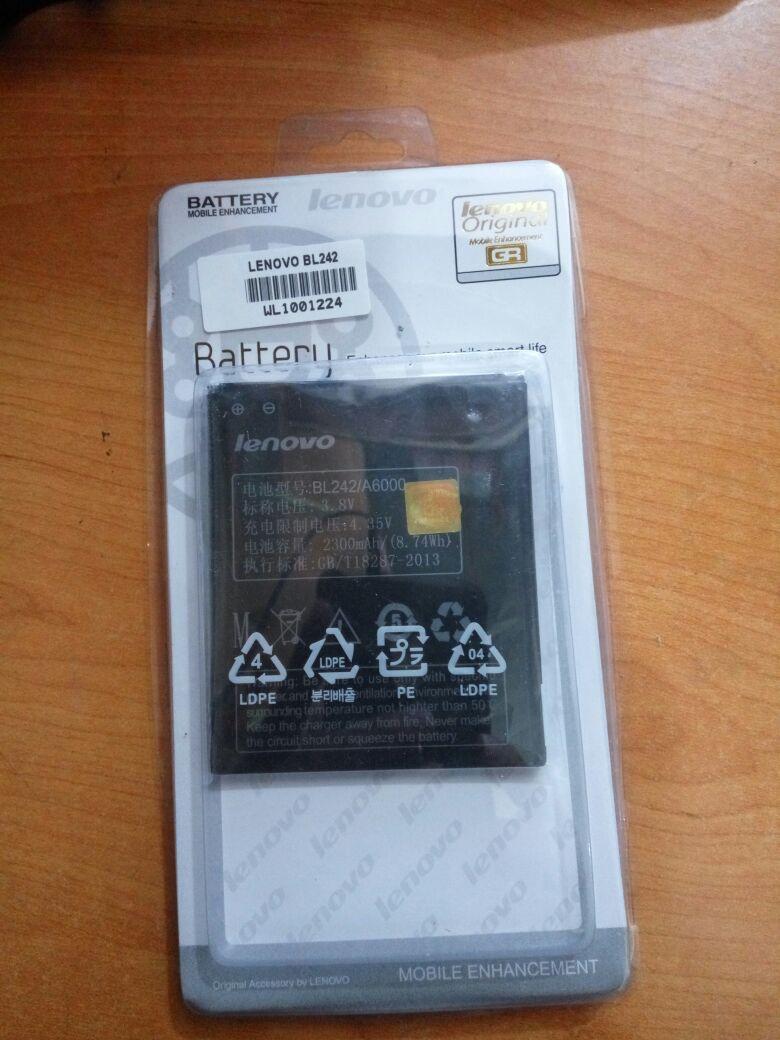 Batrei Lenovo Bl 242 A6000