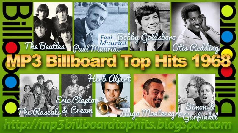 Mp3 BILLBOARD 1968billboard Musicbillboard Hits