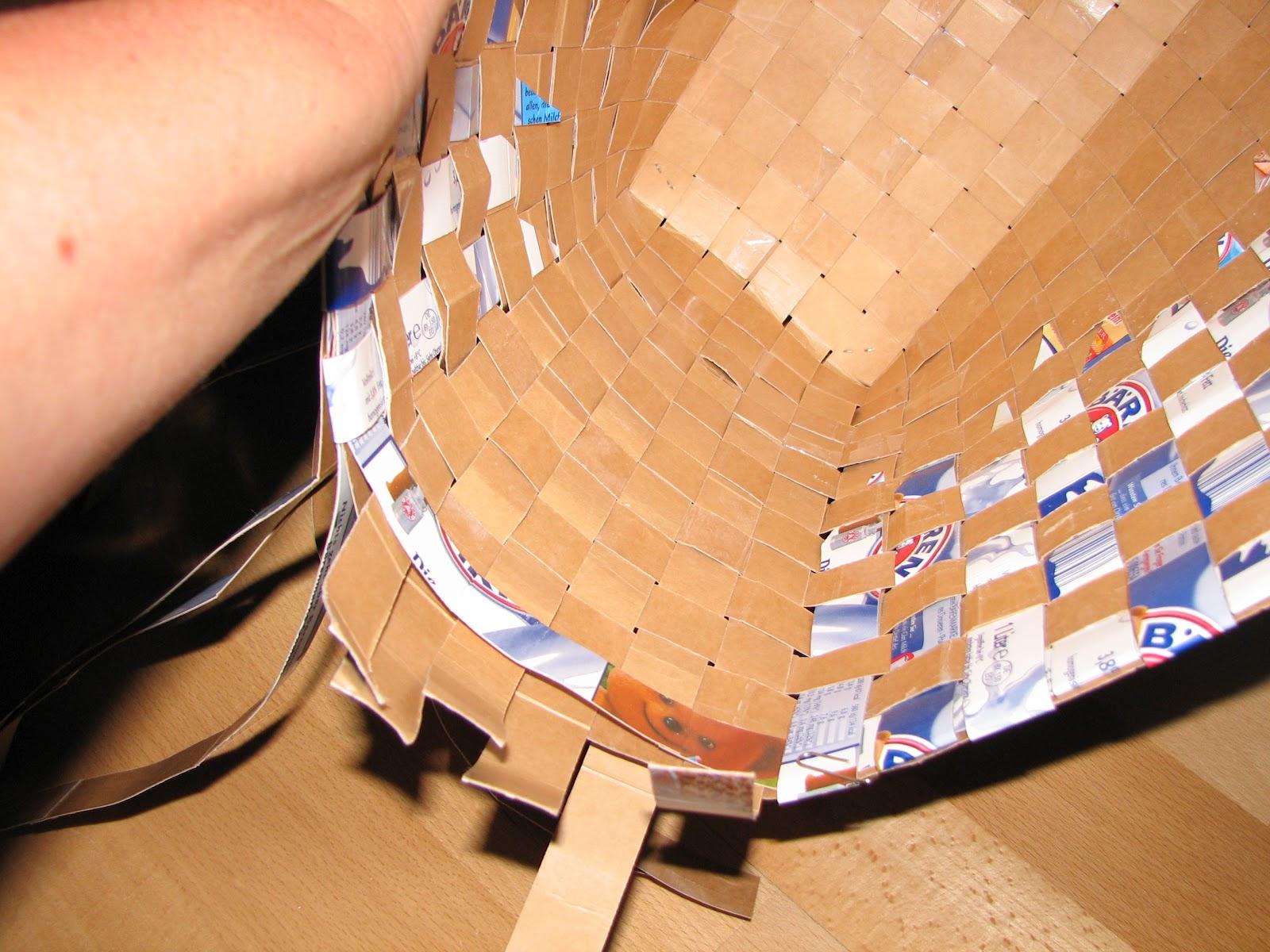 bastelnixe wannseenixe tetrapack tasche. Black Bedroom Furniture Sets. Home Design Ideas
