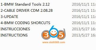 Bmw coding tool 2.5