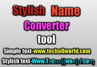 acceptable stylish name converter tool with full guide