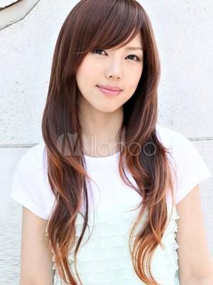 model rambut wanita 2018 length cut