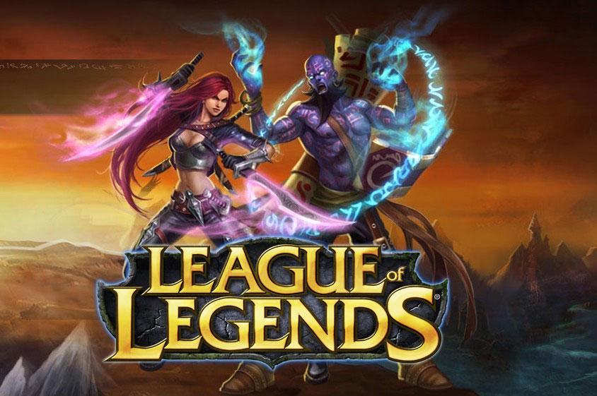 FPS Gamez: LoL (League Of Legends, not Laugh Out Loud!)
