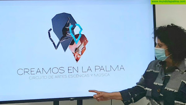 El Cabildo abre el plazo de inscripción para participar en el  Circuito de Artes Escénicas y Música 'Creamos en La Palma'