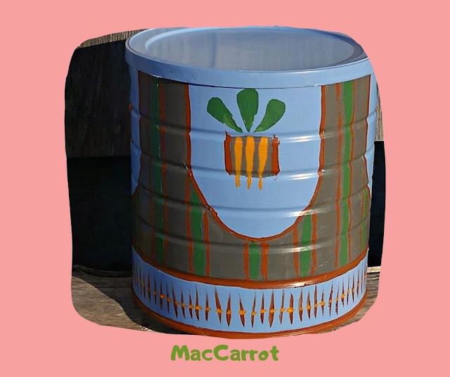 MacCarrot Pot by Minaz Jantz