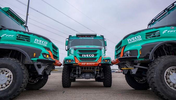 Dakar 2020: FPT Industrial acelera no Rally na Arábia Saudita