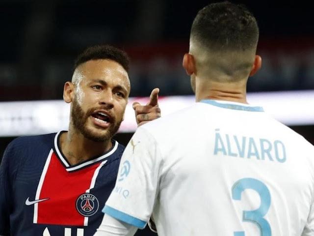 Neymar publicó una extensa carta contra el racismo tras el escándalo PSG-Olympique Marsella