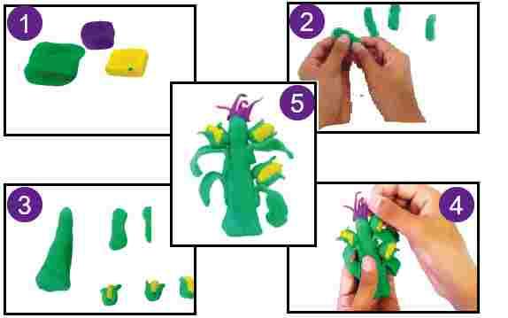 Membuat Pohon Tiga Dimensi