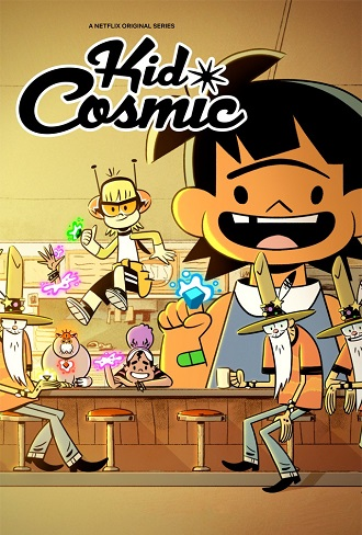 Kid Cosmic Season 1 Hindi Dual Audio Complete Download 480p & 720p All Episode